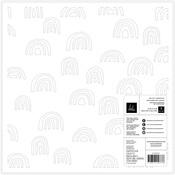 Die-Cut Cardstock Paper - Care Free - Heidi Swapp - PRE ORDER