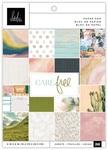 Care Free 6x8 Paper Pad - Heidi Swapp