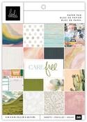 Care Free 6x8 Paper Pad - Heidi Swapp - PRE ORDER
