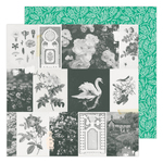 Garden Greens Paper - Garden Party - Maggie Holmes