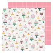 Pastry Party Paper - Garden Party - Maggie Holmes