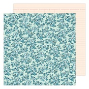 Blossom In Blue Paper - Garden Party - Maggie Holmes