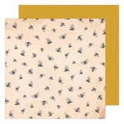 Honey Bees Paper - Garden Party - Maggie Holmes