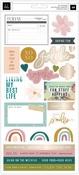 Care Free 6x12 Sticker Sheet - Heidi Swapp - PRE ORDER