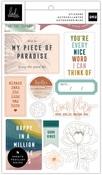 Care Free Sticker Book - Heidi Swapp - PRE ORDER