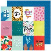 High Five Paper - Brave + Bold - Amy Tangerine