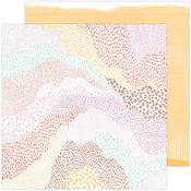 Pieced Together Paper- Brave + Bold - Amy Tangerine