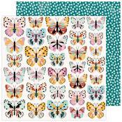 Monarch Paper- Brave + Bold - Amy Tangerine