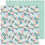 Flower Beds Paper- Brave + Bold - Amy Tangerine