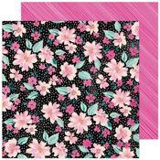 Midnight Garden Paper- Brave + Bold - Amy Tangerine