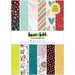 Brave + Bold 6x8 Paper Pad - Amy Tangerine - PRE ORDER