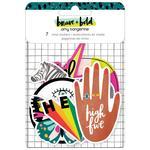 Brave + Bold Vinyl Stickers - Amy Tangerine - PRE ORDER