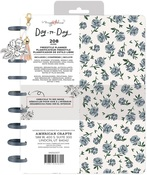 Blue Floral Freestyle Disc Planner - Maggie Holmes - PRE ORDER