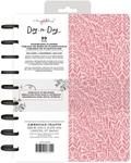 Pink Vines Dashboard Disc Planner - Maggie Holmes