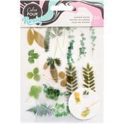 Color Pour Resin Wood Acetate Leaves Mix In - American Crafts
