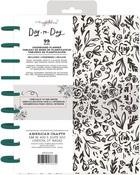 Black & White Dashboard Disc Planner - Maggie Holmes - PRE ORDER