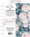 Blue & Pink Rose Dashboard Disc Planner - Maggie Holmes - PRE ORDER