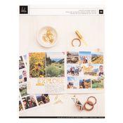 Matte Photo Paper Sticker Sheets - Storyline - Heidi Swapp
