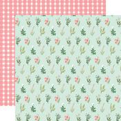 Beautiful Day Floral Paper - Flower Garden - Carta Bella