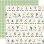 Seeds Paper - Flower Garden - Carta Bella