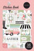 Flower Garden Sticker Book - Carta Bella