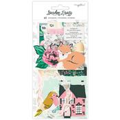 Garden Party Ephemera Pack - Maggie Holmes - PRE ORDER