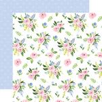 Pastel Large Floral Paper - Flora No.4 - Carta Bella