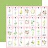 Pastel Tags Paper - Flora No.4 - Carta Bella