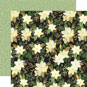 Natural Large Floral Paper - Flora No.4 - Carta Bella