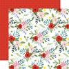 Bold Large Floral Paper - Flora No.4 - Carta Bella