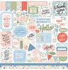Salutations No.1 Element Sticker - Echo Park