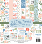 Salutations No.1 Collection Kit - Echo Park - PRE ORDER