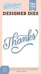 Thanks Die Set - Salutations No. 1 - Echo Park
