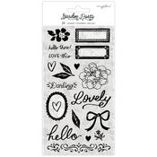 Garden Party Clear Stamps - Maggie Holmes - PRE ORDER