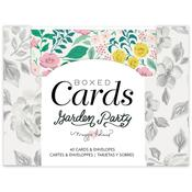 Garden Party Boxed Cards - Maggie Holmes - PRE ORDER