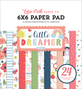 Little Dreamer Girl 6x6 Paper Pad - Echo Park