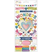 Wonders 6 x 12 Sticker Sheet - Paige Evans - PRE ORDER