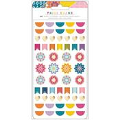Wonders Puffy Stickers - Paige Evans