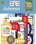 Little Dreamer Boy Ephemera - Echo Park - PRE ORDER