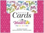 Wonders Boxed Cards - Paige Evans