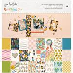 Reaching Out 12 x 12 Paper Pad - Jen Hadfield
