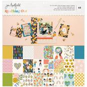 Reaching Out 12 x 12 Paper Pad - Jen Hadfield - PRE ORDER