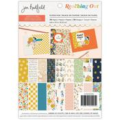 Reaching Out 6 x 8 Paper Pad - Jen Hadfield - PRE ORDER