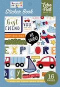 Little Dreamer Boy Sticker Book - Echo Park