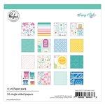Keeping It Real 6x6 Paper Pack - Pinkfresh Studio
