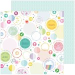 A Little Chaos Paper - Keeping It Real - Pinkfresh Studio