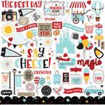 A Magical Place Element Sticker - Echo Park - PRE ORDER