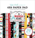 A Magical Place 6x6 Paper Pad - Echo Park
