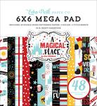 A Magical Place Cardmakers 6X6 Mega Pad - Echo Park