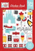 A Magical Place Sticker Book - Echo Park